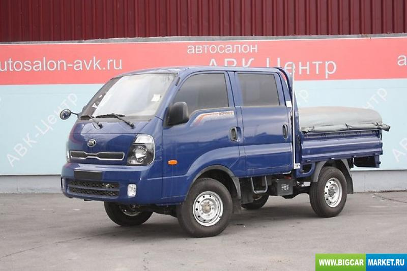 грузовик KIA  BONGO III 2014г. 4X4