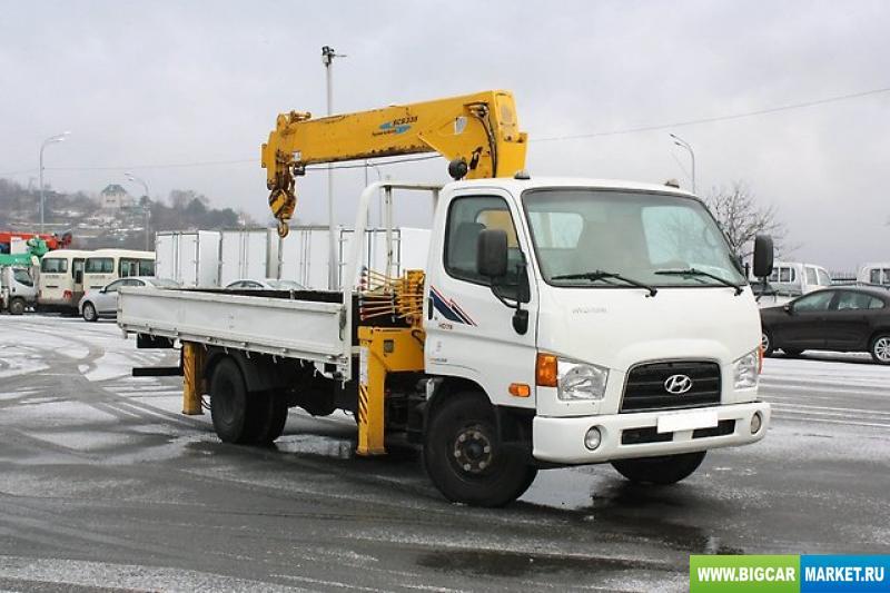 грузовик Hyundai HD78
