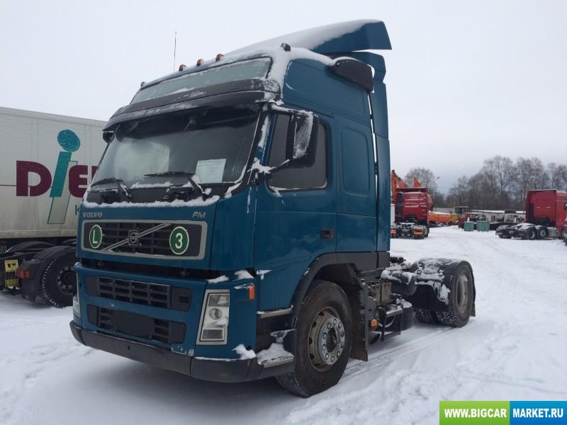 седельный тягач Volvo D9 146576