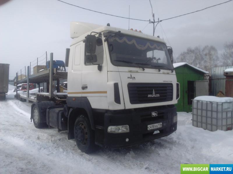 седельный тягач МАЗ 5440 B-5