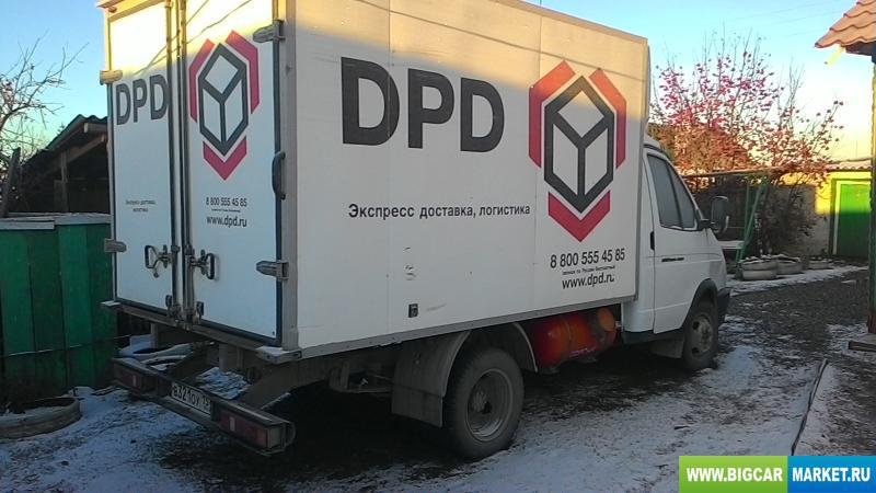 грузовик ГАЗ газель бизнес