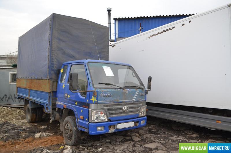 грузовик Foton BAW Fenix