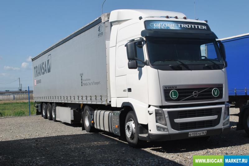 седельный тягач Volvo FH 13