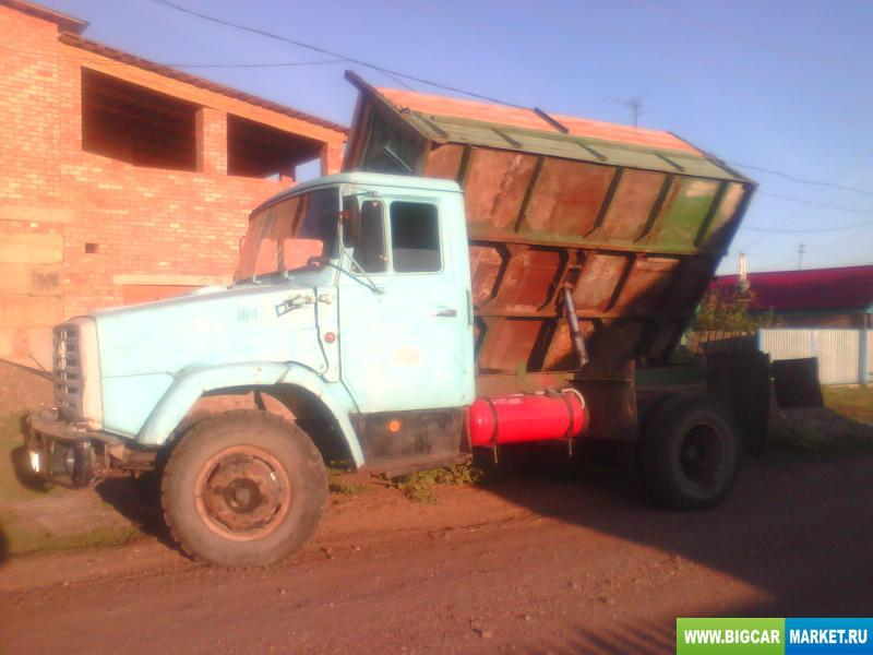 грузовик ЗИЛ 433360