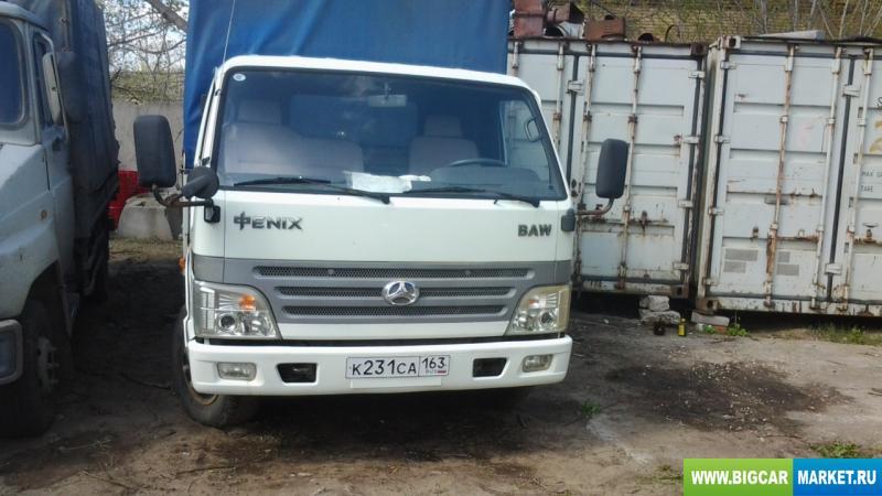 грузовик  БАВ ФЕНИКС BJ1065