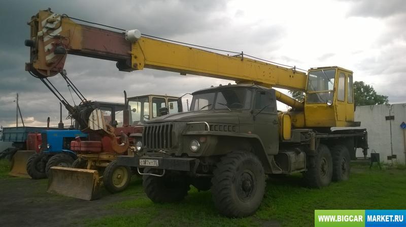 Спецтехника Урал