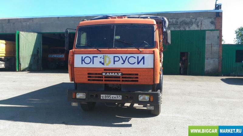 грузовик КамАЗ 45143