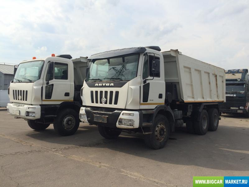 грузовик  ASTRA