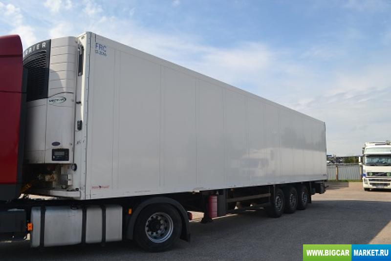 полуприцеп Schmitz Cargobull SKO 24
