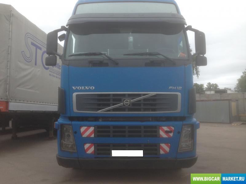 седельный тягач Volvo fh 12