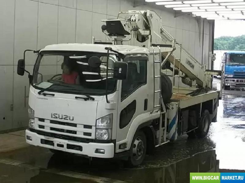 Спецтехника Isuzu Forward
