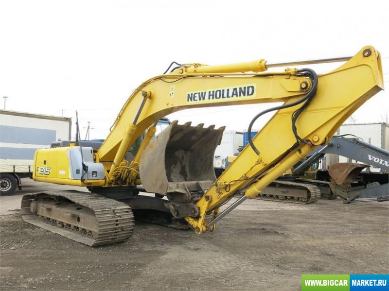 спецтехника  NEW HOLLAND-E215