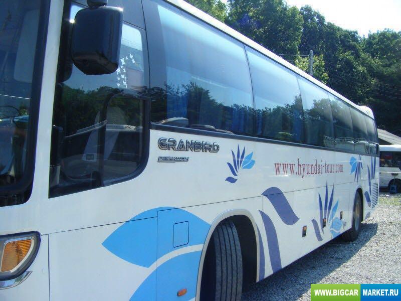 автобус Kia Granbird