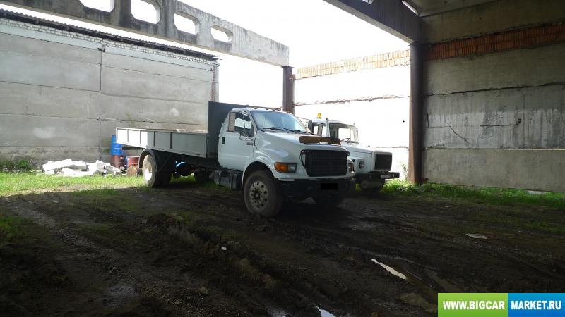 грузовик Ford F-650 Super Duty