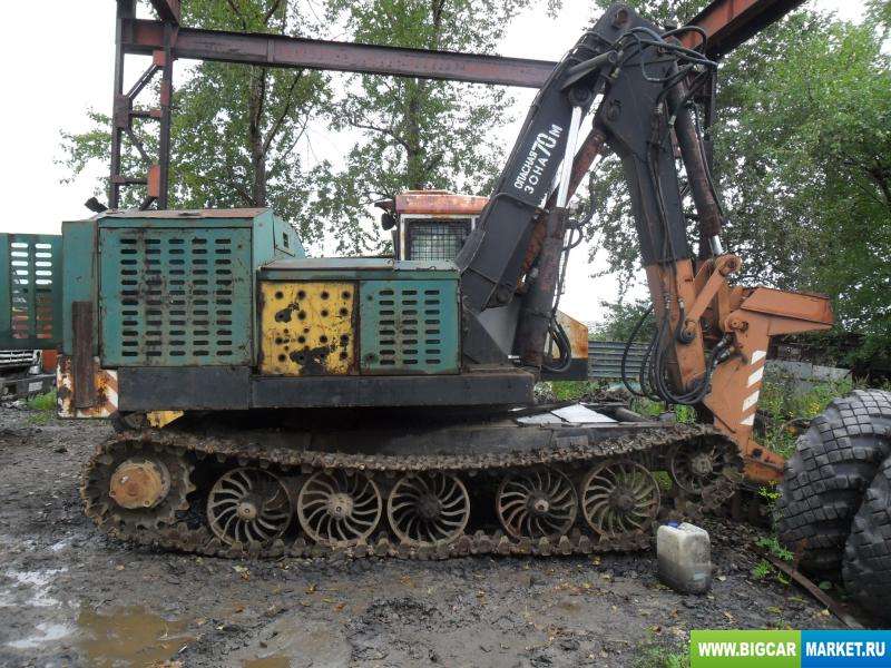 Спецтехника  ЛП-19Б Лестехком