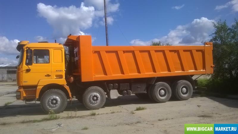 грузовик  SHAANXI-MAN