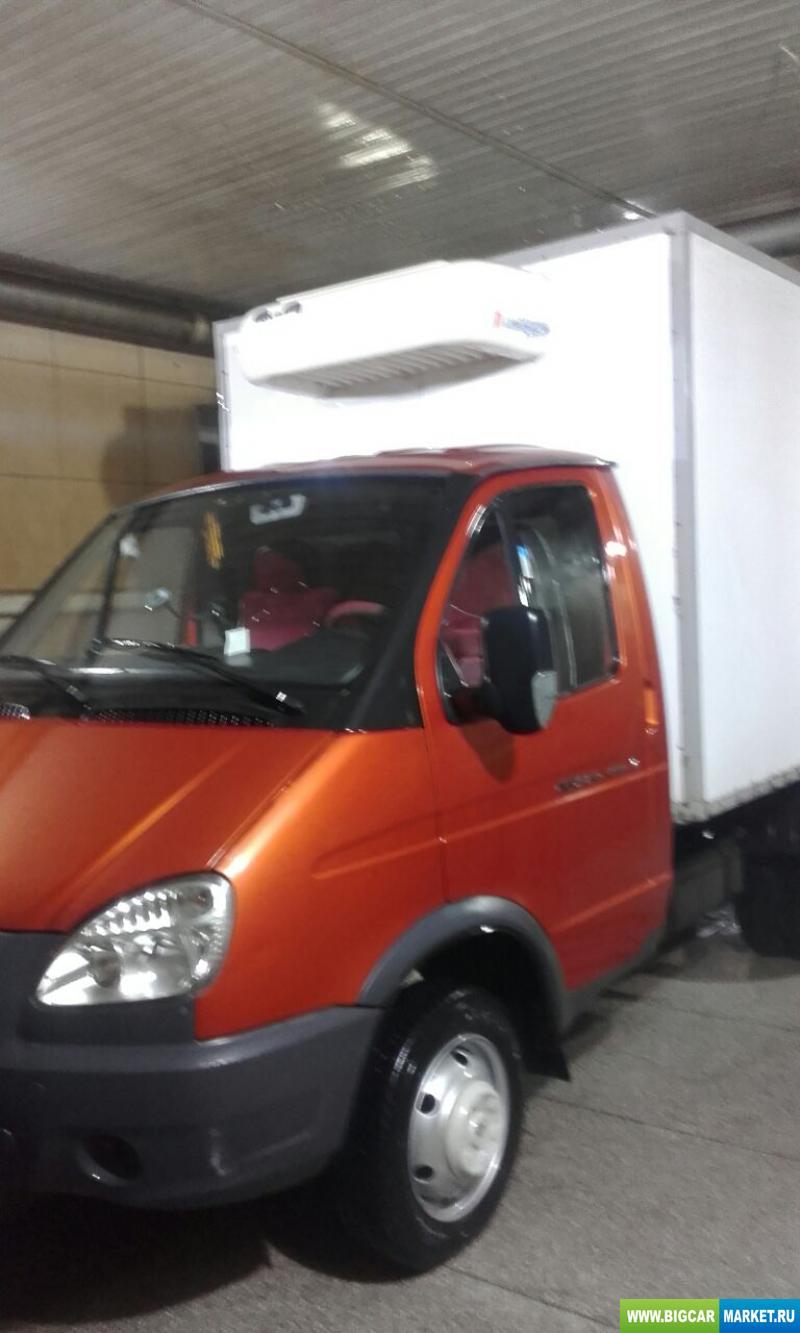 малый коммерческий транспорт ГАЗ Газель Бизнес