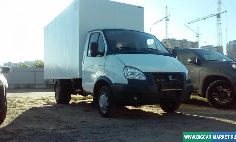 малый коммерческий транспорт ГАЗ Газель