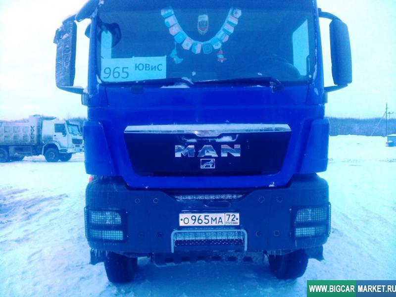 грузовик MAN TGA