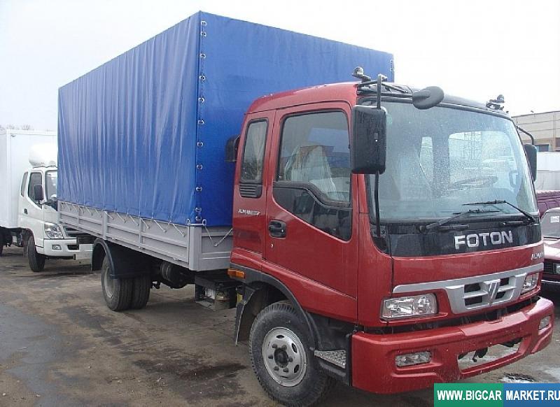 грузовик Foton Auman
