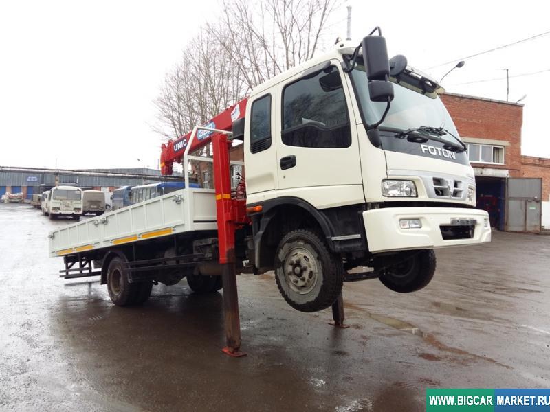 грузовик Foton Auman BJ 1093