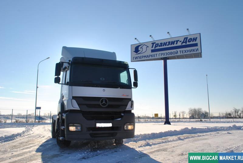 седельный тягач Mercedes