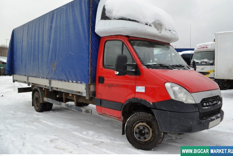 грузовик Iveco дейли