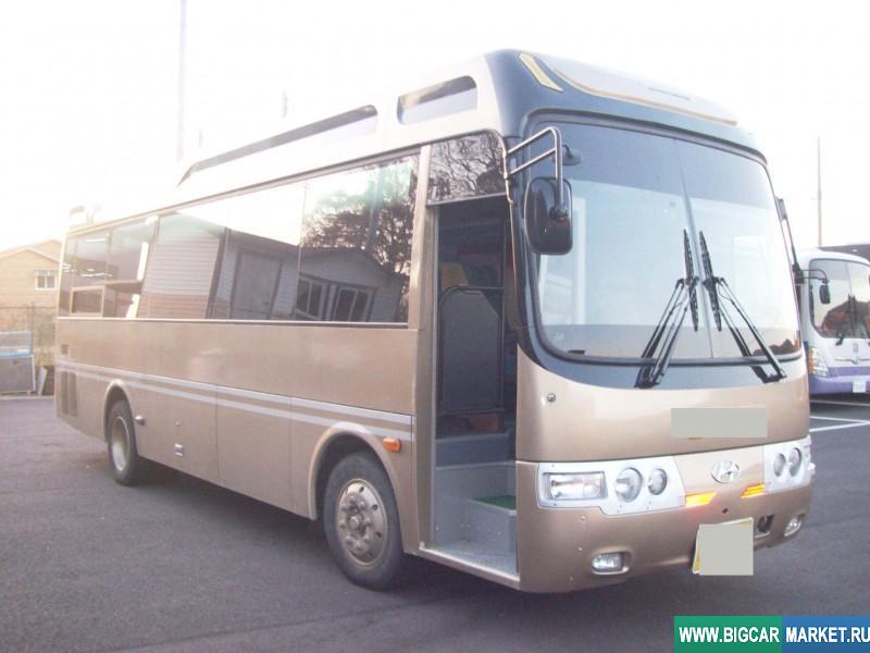 автобус Hyundai Aerotown Long