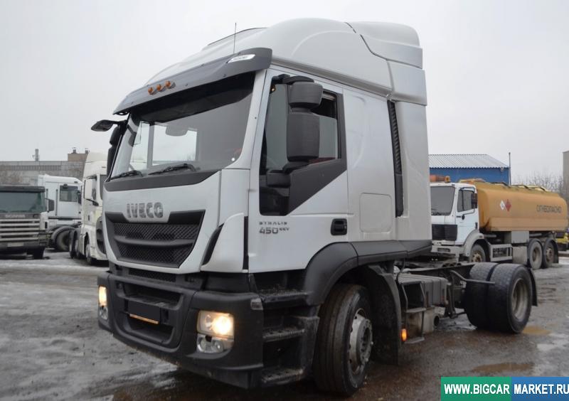 седельный тягач Iveco Stralis АТ 440