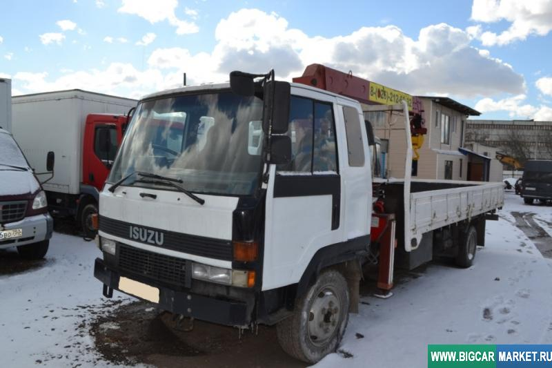 спецтехника Isuzu FORWARD
