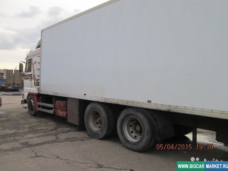 грузовик SCANIA R 143