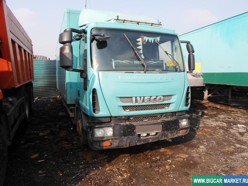 грузовик Iveco EUROCARGO ML75E18/