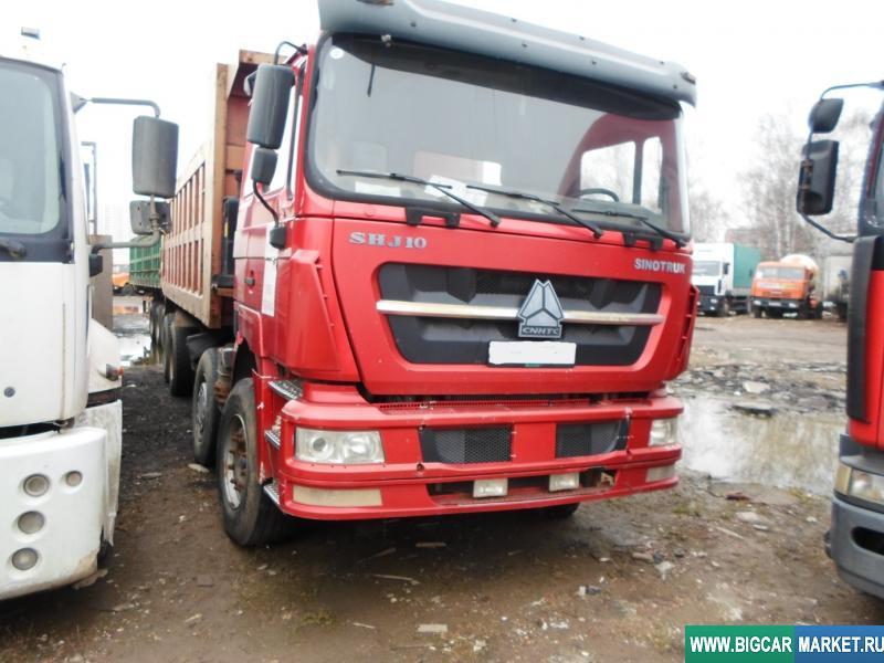 грузовик Mercedes HOWO