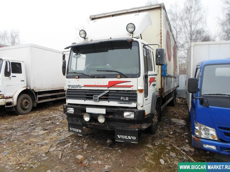 грузовик Вольво FL 615