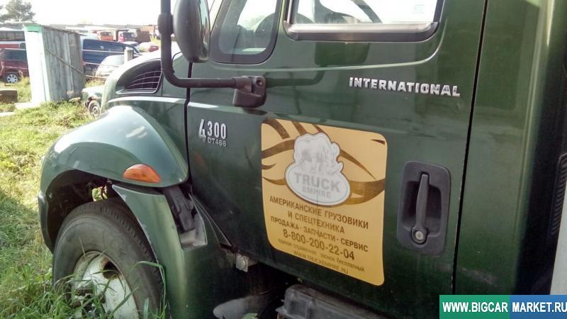 грузовик International 4300