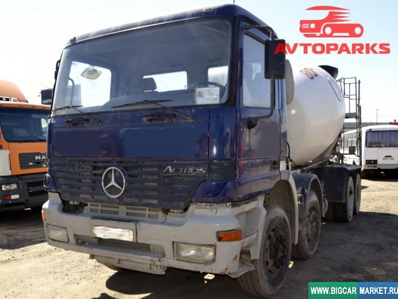 Спецтехника Mercedes ACTROS 3235