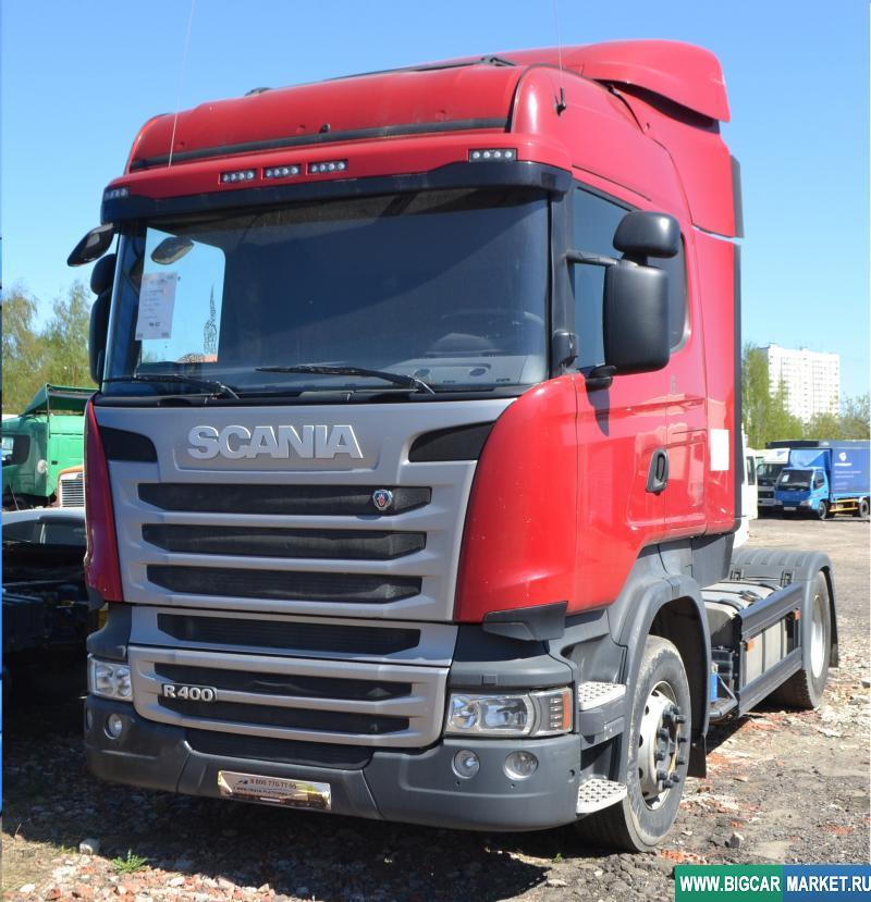 седельный тягач Scania R400 LA4X2HNA