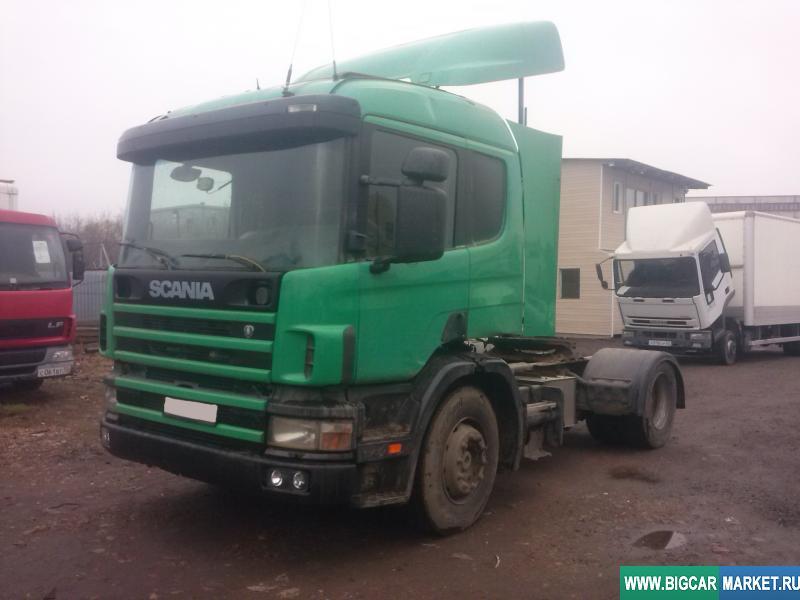 седельный тягач Scania 114 4