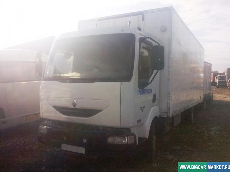 грузовик Renault Midlum