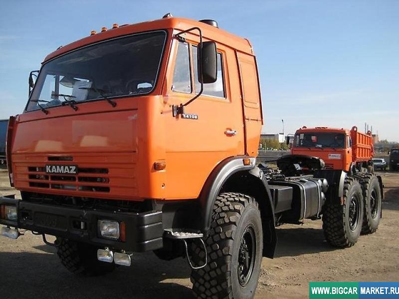 седельный тягач КамАЗ 44108-6030-24