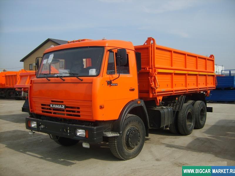 грузовик КамАЗ 45143-012-15