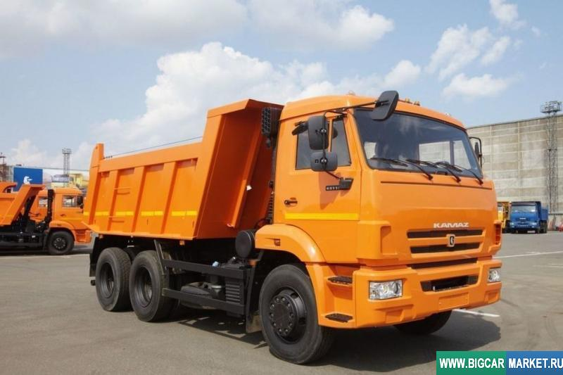 грузовик КамАЗ 65115-025-00