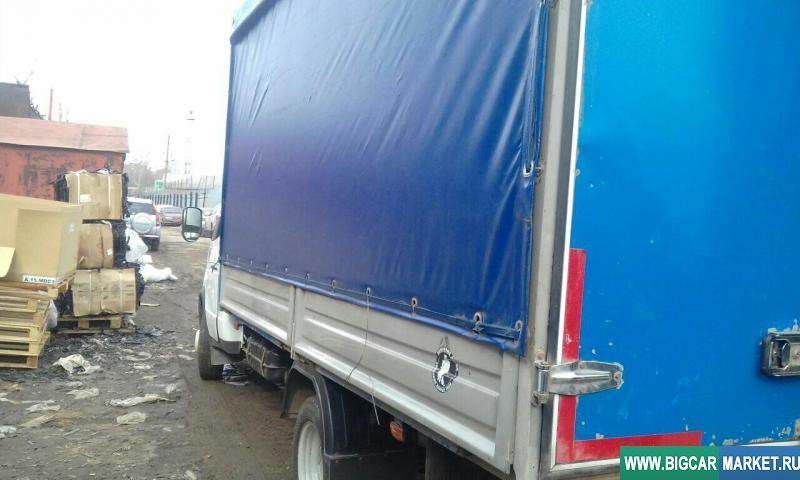 малый коммерческий транспорт ГАЗ 3302