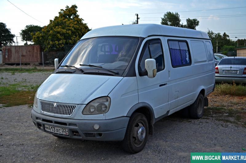 малый коммерческий транспорт ГАЗ 2705