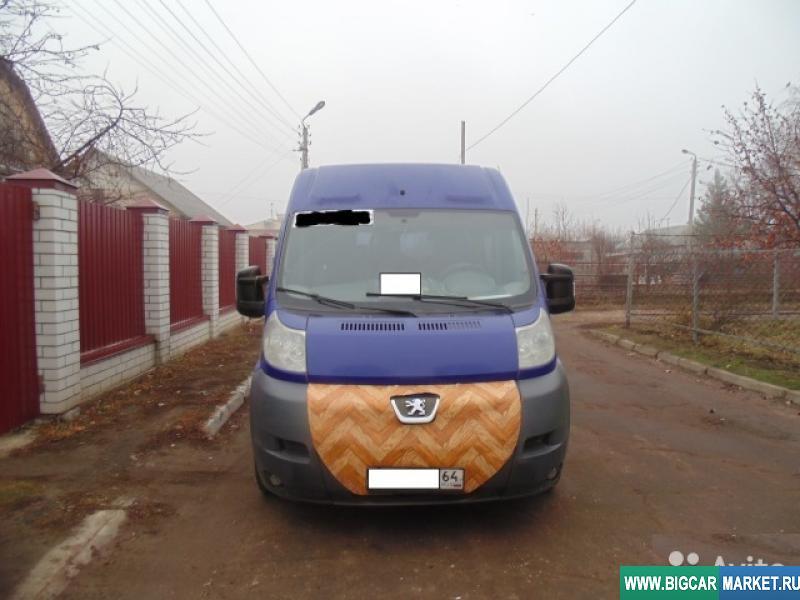 малый коммерческий транспорт  BOXER