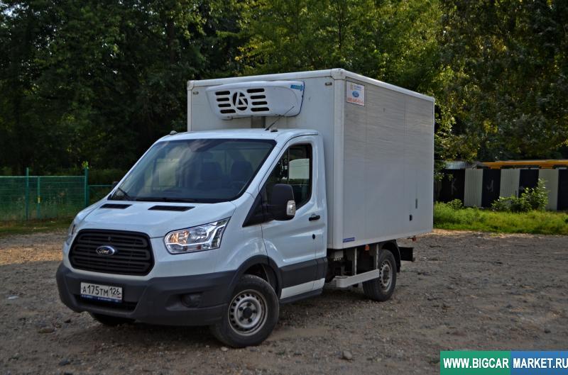 малый коммерческий транспорт Ford Transit