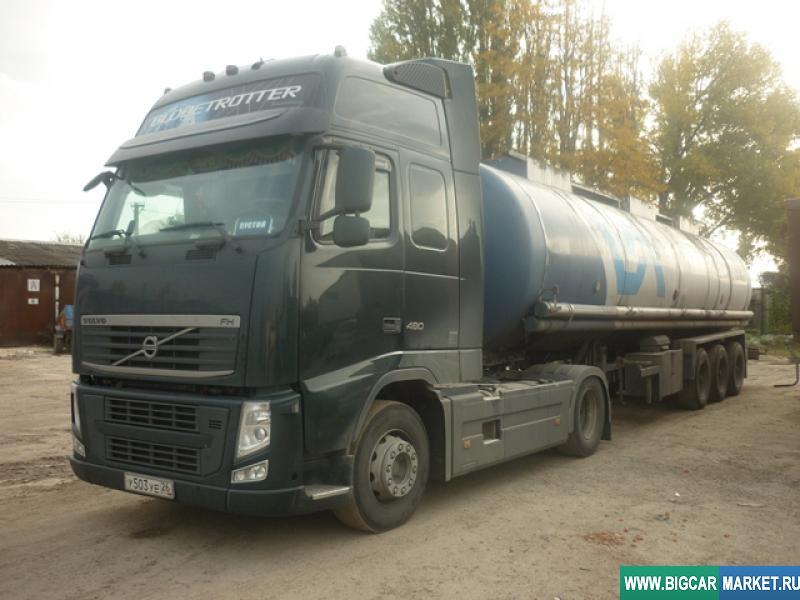 седельный тягач Volvo  FH-TRUCK4X2