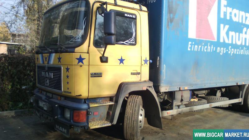грузовик MAN 14=272