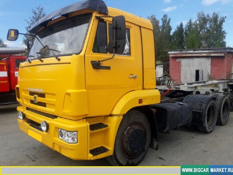 седельный тягач КамАЗ 65116 N3