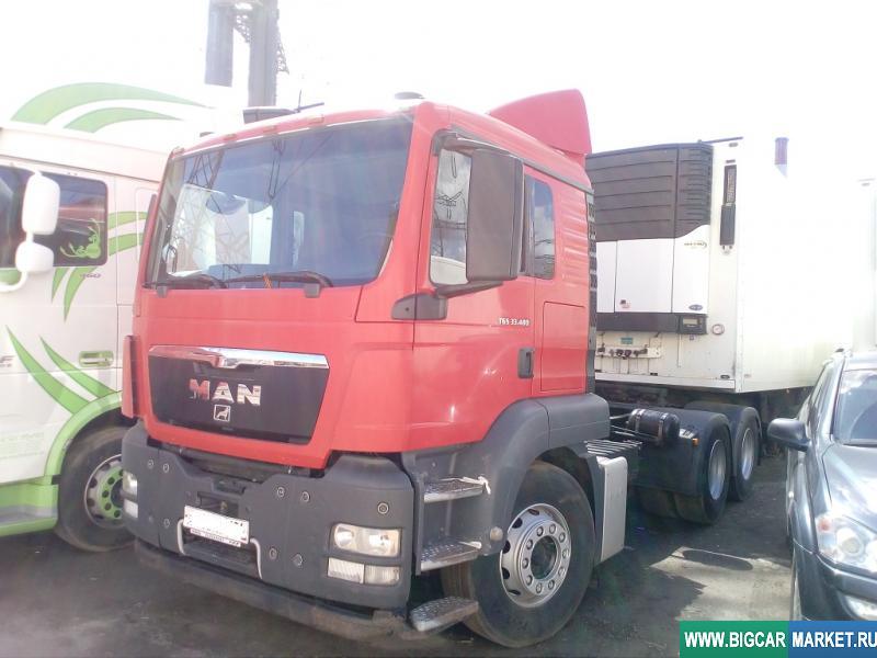 седельный тягач Man TGS 33.480 6x4